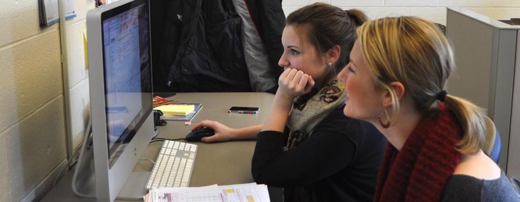 New Literacies researchers at work